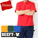 さらに値下げ ヘインズ hanes beefy ビーフィー 半袖 Tシャツ (無地 厚手生地半袖T)(肉厚 ヘビーウエイト T)(HBM5180)tシャツ ヘインズT楽天お買い物マラソン