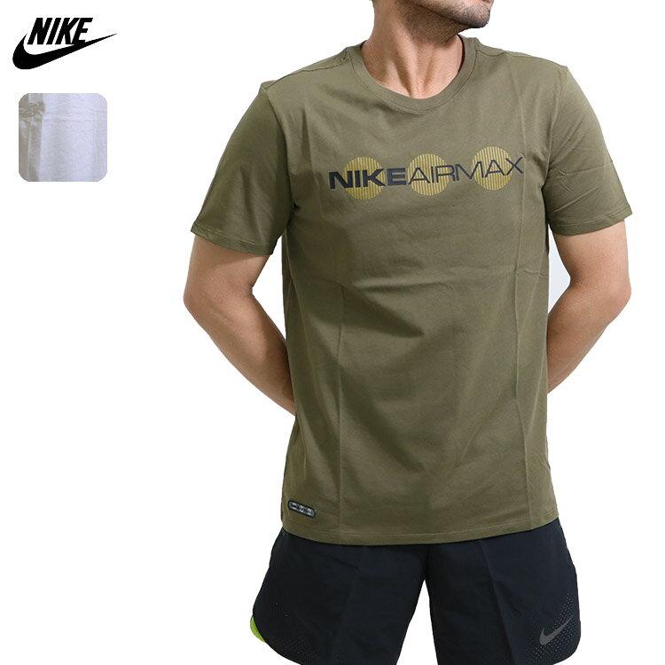 ナイキ(NIKE)エアマックスTシャツ/メンズ/920375/nike/半袖/綿100%/天竺編み