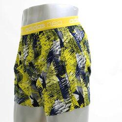 adidas(アディダス)トランクス3色組み/綿100%/コットントランクス/3色セット/メンズ/アディダス