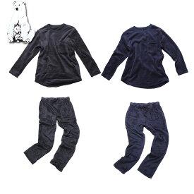 高品質 シロクマ もこもこ ルームウエア パジャマ メンズ フリース パジャマ あったか 上下 セットアップ しろくま