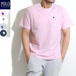 POLOスタンダードtシャツ丸首/メンズ/春夏/トラディショナル/ポロtシャツ/抗菌防臭/綿100%/コットン