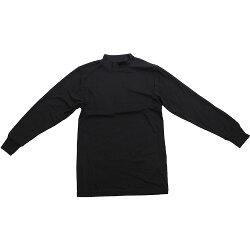 長袖ハイネックシャツ/東レ/ソフトサーモ/秋冬/メンズ/暖か/吸湿発熱/長袖ハイネック