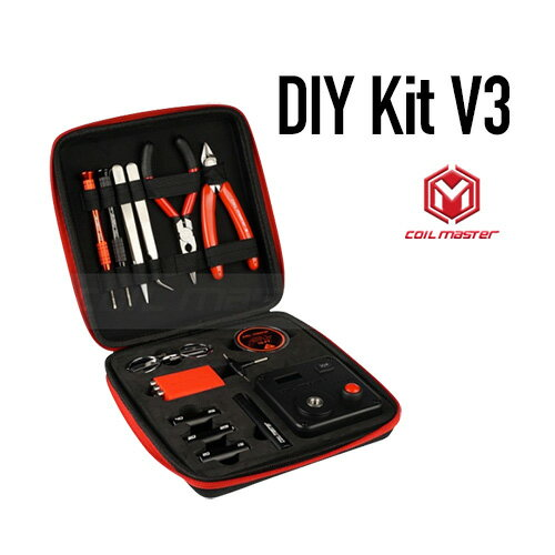 COIL MASTER DIY Kit V3【コイルマスター】【ビルドツール】