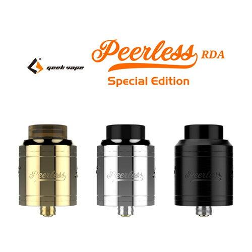 Geek vape Peerless RDA Special Edition(ピアレス)【ギークベイプ】【RDA】