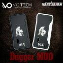 VO Tech Dagger MOD(ダガーモッド)【ブイオーテック】【04】【温度管理機能 TC】【サブオーム SUBΩ】【ボックスタイ…