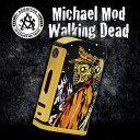 Asvape Michael Box Mod Walking Dead(マイケルボックスモッドウォーキングデッド)【アスベイプ】【04】【ボックスタイプ BOX】