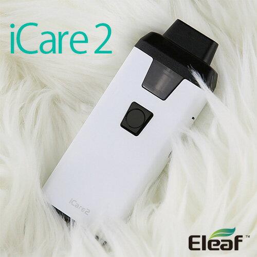 Eleaf iCare2 スターターKit(アイケア)【イーリーフ】【04】【初級者 女性向け】【ボックスタイプ BOX】