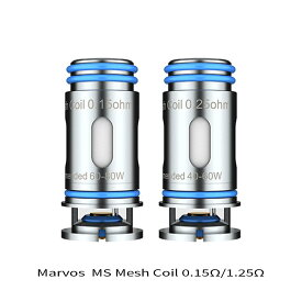 Free Max フリーマックス Marvos MS MESH Coil メッシュコイル 0.15Ω 0.25Ω 交換用コイル Marvos マーボス対応 | ベプログ 電子タバコ スターターキット ベイプ VAPE ベープ pod 爆煙 本体 禁煙 電子タバコ タール ニコチン0 リキッド 電子たばこ