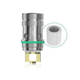 Eleaf(イーリーフ) MELO2/MELO3対応 セラミックコイル0.5Ω 5個セット   VAPE ベイプ ベプログ 電子タバコ 電子たばこ 日本製 スターターキット アトマイザー コイル 爆煙 おすすめ ドリップチップ ユニット 消耗品