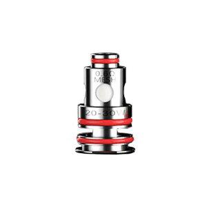 Vaporesso ベポレッソ LUXE PM40 ルクス ピーエム40 交換用コイル 0.6Ω 5個 GTX-2 Mesh Coil | ベプログ 電子タバコ コイル pod スターターキット ベイプ VAPE ベープ 本体 禁煙 電子タバコ タール ニコチン0