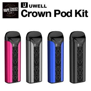 UWELL Crown Pod Kit リキッド式 POD式 VAPE カリバーン 電子タバコ スターターキット