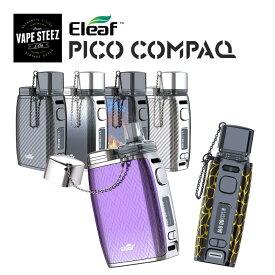Eleaf PICO COMPAQ 60w POD kit イーリーフ ピコ コンパック 電子タバコ 本体 ポッド キット VAPE