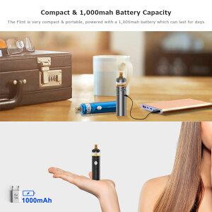 電子たばこスターターキット本体GeekVapeFlintAIOkit【MTL】【NSコイル】【リキッド式】【内蔵バッテリー】【1000mAh】【コンパクトサイズ】【VAPE】