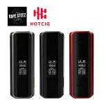 電子たばこMOD本体HOTCIGG100MOD【リキッド式】【100W】【シングルバッテリー】【21700バッテリー対応】【コンパクトサイズ】【VAPE】