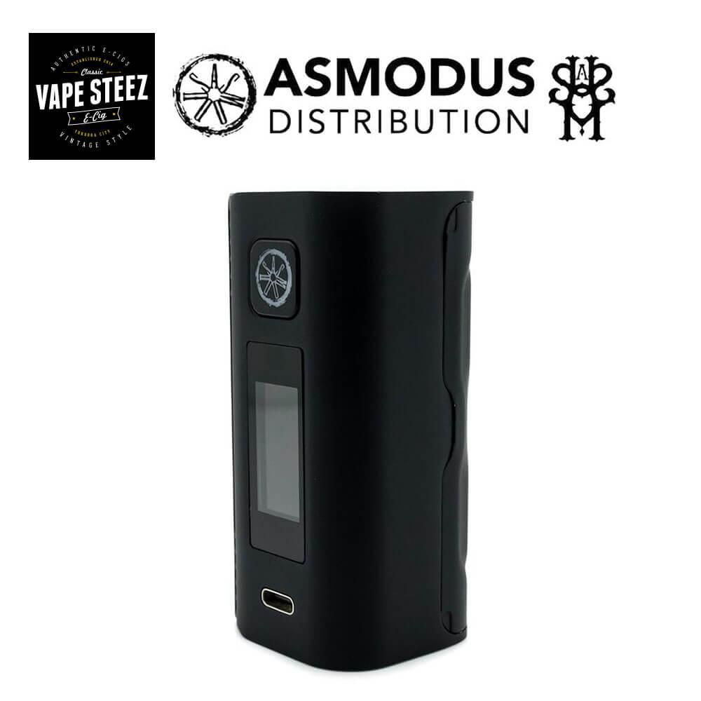 電子タバコ バッテリー【 MOD 】ASMODUS (アズモダス) LUSTRO 200W BOX MOD IRセンサー【 VAPE 】【 ラストロ 】【 18650 】