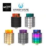 電子タバコアトマイザー【RDA】VandyVapePulseXRDA【24mm】【VAPE】