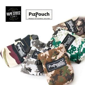 【 メール便で 送料無料 】PIZ POUCH ピズポーチ VAPE ケース ツールポーチ 電子タバコ ツールバッグ VAPE ピズポーチ ポーチ バッグ VAPEBAG Coil Master Geekvape