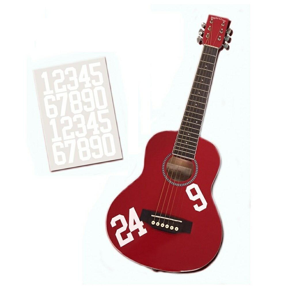 [訳あり]Sepia Crue ミニアコースティックギター HW-1/RD レッド【YDKG-kd】[訳有][送料無料(一部地域を除く)]