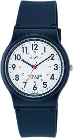 [シチズン キューアンドキュー]CITIZEN Q&Q 腕時計 Falcon ファルコン アナログ表示 10気圧防水 ウレタンベルト ホワイト VS04-001[定形外郵便、送料無料、代引不可]