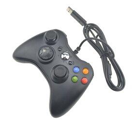 有線 Xbox 360 コントローラー USB接続 振動機能[送料無料(一部地域を除く)]