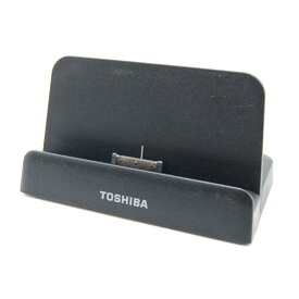 [中古品]東芝 TOSHIBA REGZA Tablet AT300用 ポート拡張クレードル PAAPR009 (本体+AC電源コード) [送料無料(一部地域を除く)]