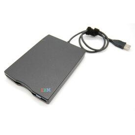 [中古品]IBM USB外付け 3.5インチ FDDドライブ MPF82E[ゆうパケット発送、送料無料、代引不可]