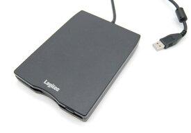 [中古品]Logitec USB外付け 3.5インチ FDDドライブ LFD-31UEB[ゆうパケット発送、送料無料、代引不可]