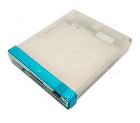 [中古品]ADTEC USB外付け 3.5インチ FDDドライブ AD-IMFD/X(本体のみ)[ゆうパケット発送、送料無料、代引不可]