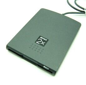 [中古品]バッファロー USB 外付け 3.5インチ FDDドライブ FD-2USB[ゆうパケット発送、送料無料、代引不可]