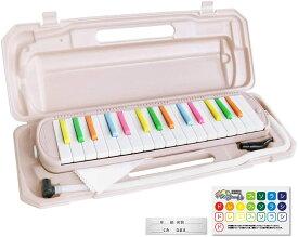 KC キョーリツ 鍵盤ハーモニカ メロディピアノ 32鍵 キャンディ P3001-32K/CANDY[楽器][送料無料(一部地域を除く)]