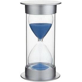 砂時計 サンドタイマー 《15分計》 《ブルー》 シンプル 砂タイマー 勉強 キッチンタイマー 料理 インテリア[定形外郵便、送料無料、代引不可]
