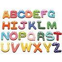 アルファベットマグネット ABCマグネット 26個セット 英語 磁石 知育玩具[ゆうパケット発送、送料無料、代引不可]