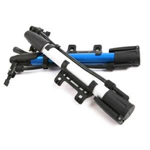 自転車に装備可能 空気入れ バイシクルエアーポンプ コンパクト 軽量[定形外郵便、送料無料、代引不可]
