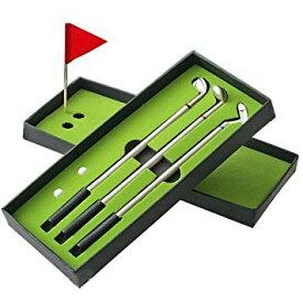 ゴルフクラブ ボールペンセット ゴルフコンペ 景品 商品にも[送料無料(一部地域を除く)]