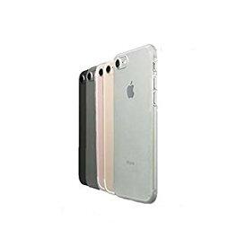 5f1d697b6e [バルク品]iPhone7 ハードケース 背面用 ジャケット クリアハードケース シンプル クリアケース