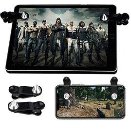 荒野行動対応 iPad&タブレット用コントローラー 2個セット ゲームパッド ゲームコントローラー[定形外郵便、送料無料、代引不可]