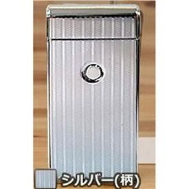 USB充電 アーク放電プラズマライター ジッポータイプ 《シルバー(柄)》 【YDKG-kd】【smtb-KD】[ゆうパケット発送、送料無料、代引不可]