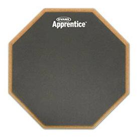 """EVANS エヴァンス 練習用パッド 7"""" Apprentice Beginner Practice Pad ARF7GM (スタンド取り付け可能) 【国内正規品】[ゆうパケット発送、送料無料、代引不可]"""