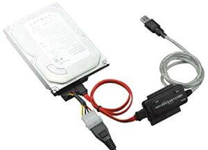 グリーンハウスSATA/IDE-USB変換ケーブルGH-USHD-IDESA[メール便可]【YDKG-kd】