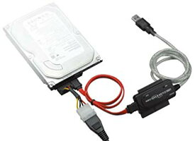 グリーンハウス SATA/IDE - USB変換ケーブル GH-USHD-IDESA【YDKG-kd】 [変換・コンバータ][送料無料(一部地域を除く)]
