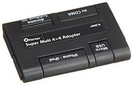 エアージェイ xportermobile スーパーマルチ充電変換アダプター iphone4S/4/3GS/3G/iPod スマートフォン FOMA CDMA 対応 CA-4X4[定形外郵便、送料無料、代引不可]