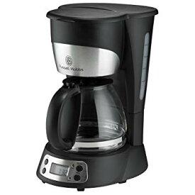 ラッセルホブス Russell Hobbs コーヒーメーカー 5カップ 7610JP[新生活][キッチン家電][送料無料(一部地域を除く)]