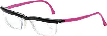 アドレンズ 遠近・老眼対応 度数調節老眼鏡 スペアペア ピンク EM02-BK/PK[メール便発送、送料無料、代引不可] 【YDKG-kd】【smtb-KD】[便利]