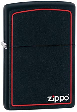 ZIPPO(ジッポー) オイルライター NO200 US MODEL ロゴ入り ブラックマット 218ZB【YDKG-kd】【smtb-KD】[バレンタイン][ZIPPO][ギフト][定形外郵便、送料無料、代引不可]