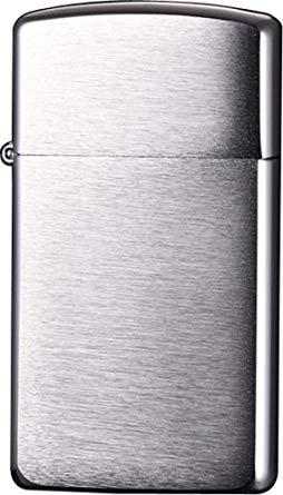 ZIPPO(ジッポー) ライター スタンダードシリーズ スリム クロームサテーナ 1600.YS[メール便発送、送料無料、代引不可]【YDKG-kd】【smtb-KD】[バレンタイン][ZIPPO][ギフト]