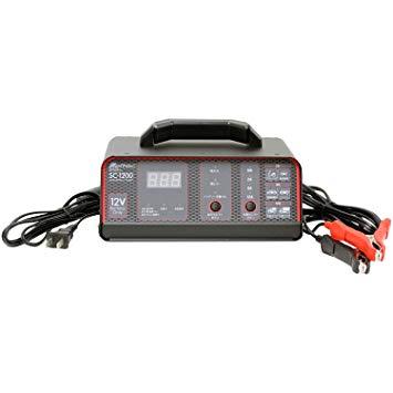 Meltec ( メルテック ) バイク/自動車 バッテリー充電器 SC-1200[送料無料(一部地域を除く)][その他CA][工具]【YDKG-kd】