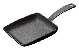 及源鋳造 南部鉄器 角玉子焼き F-141【YDKG-kd】 [調理特集][調理器具][便利][送料無料(一部地域を除く)]