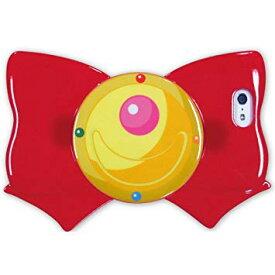 バンダイ 美少女戦士セーラームーン iPhone5/5s対応 リボンジャケット 変身ブローチ SLM-11A[定形外郵便、送料無料、代引不可]