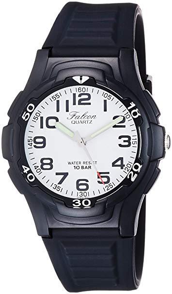 シチズン/CITIZEN Q&Q 腕時計 Falcon (フォルコン) スポーツタイプ 10気圧防水 ホワイト盤 VP84J851 メンズ[バレンタイン][時計][ギフト]【YDKG-kd】【smtb-KD】[定形外郵便、送料無料、代引不可]