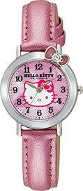 シチズン/CITIZEN Q&Q 腕時計 Hello Kitty (ハローキティ) アナログ ピンク VW23-130 レディース【YDKG-kd】【smtb-KD】[バレンタイン][時計][ギフト][定形外郵便、送料無料、代引不可]